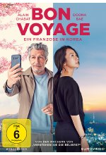 Bon Voyage - Ein Franzose in Korea DVD-Cover