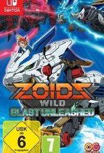 Zoids Wild - Blast Unleashed Cover