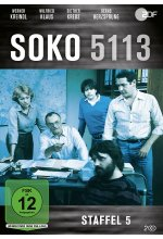 SOKO 5113 - Staffel 5  [2 DVDs] DVD-Cover
