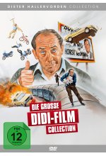 Die große Didi-Film Collection  [7 DVDs] DVD-Cover