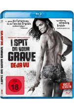 I Spit On Your Grave - Deja Vu - Uncut Blu-ray-Cover