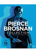 Pierce Brosnan Collection  [3 BRs] Blu-ray-Cover