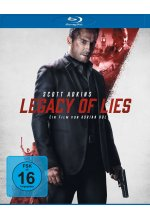 Legacy of Lies Blu-ray-Cover