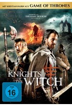Knights of the Witch DVD-Cover