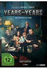 Years & Years - Die komplette Serie  [3 DVDs] DVD-Cover