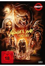 Ginger Snaps 1-3 - Uncut  [3 DVDs] DVD-Cover