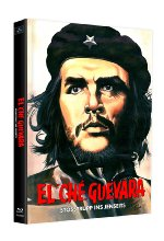 Che Guevara - ELCHE GUEVARA - Stosstrupp ins Jenseits - Mediabook - Cover F (paint) - Limited Edition auf 100 Stück  ( Blu-ray-Cover