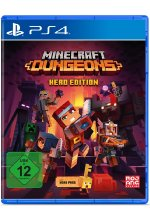 Minecraft Dungeons - Hero Edition Cover