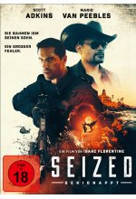 Seized - Gekidnappt DVD-Cover