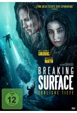 Breaking Surface - Tödliche Tiefe DVD-Cover