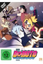 Boruto: Naruto Next Generations - Volume 5 (Episode 71-92)  [3 DVDs] DVD-Cover
