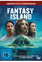 Blumhouse's Fantasy Island - Unrated Cut DVD-Cover