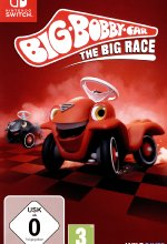 Big Bobby Car - The Big Race Cover