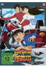 Lupin 3rd vs. Detektiv Conan - TV Special - Limited Edition DVD-Cover