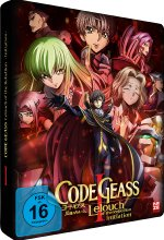 Code Geass: Lelouch of the Rebellion - I. Initiation (Movie) DVD-Cover