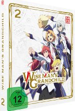 Wise Man's Grandchild - Vol. 2 DVD-Cover
