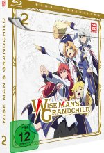 Wise Man's Grandchild - Vol. 2 Blu-ray-Cover