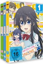And you thought there is never a girl online? - Gesamtausgabe  [3 DVDs] DVD-Cover