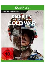 Call of Duty 17 - Black Ops: Cold War Cover