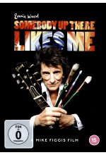 Ronnie Wood - Somebody up there likes me DVD-Cover