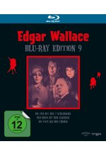 Edgar Wallace Edition 9  [3 BRs] Blu-ray-Cover