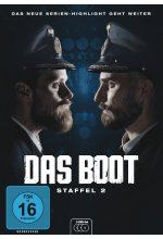 Das Boot - Staffel 2  [3 DVDs] DVD-Cover
