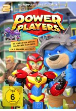 Power Players - Staffel 2  [2 DVDs] DVD-Cover