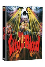 City of Blood - Mediabook Limited Edition  (+ Bonus-DVD) DVD-Cover