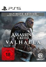 Assassin's Creed Valhalla (Ultimate Edition) Cover