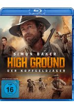 High Ground - Der Kopfgeldjäger Blu-ray-Cover