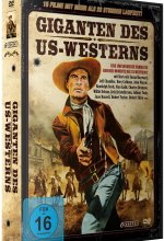 Giganten des US Westerns - Deluxe Edition (15 Filme auf 6 DVDs) DVD-Cover