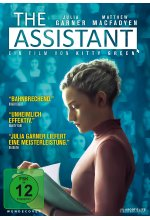 The Assistant DVD-Cover
