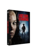 Last Girl Standing - Mediabook - Cover A - Limited Edition auf 222 Stück - Uncut  (2-Disc Rawside-Edition Nr. 07) (+ DVD Blu-ray-Cover