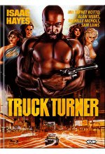 Truck Turner (Chicago Poker) - Mediabook - Cover A - Limited Edition  (+ DVD) Blu-ray-Cover