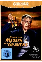 HINTER DEN MAUERN DES GRAUENS (+ CD) - CLASSIC CHILLER COLLECTION # 9 -LIMITED EDITION Blu-ray-Cover