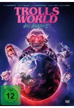 Trolls World - Voll vertrollt (uncut Version) DVD-Cover