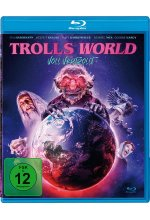 Trolls World - Voll vertrollt (uncut Version) Blu-ray-Cover