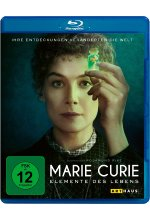 Marie Curie - Elemente des Lebens Blu-ray-Cover