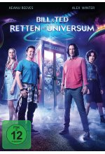 Bill & Ted retten das Universum DVD-Cover