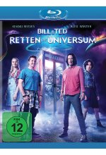 Bill & Ted retten das Universum Blu-ray-Cover