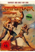 Deathstalker - Der Todesjäger (Uncut Fassung/digital remastered) DVD-Cover