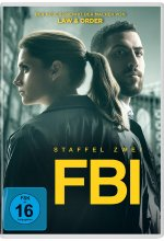 FBI - Staffel 2  [5 DVDs] DVD-Cover