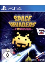 Space Invaders Forever Cover