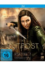 The Outpost - Staffel 1 (Folge 1-10)  [2 BRs] Blu-ray-Cover