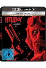 Hellboy - Director's Cut  (4K Ultra HD) Cover