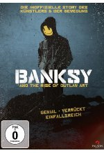 Banksy and the Rise of Outlaw Art DVD-Cover