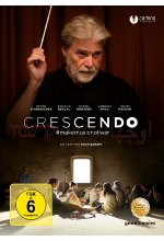 Crescendo - #Makemusicnotwar  (OmU) DVD-Cover