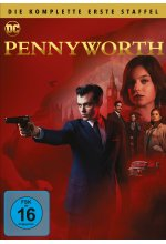 Pennyworth - Staffel 1  [3 DVDs] DVD-Cover