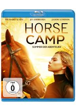 Horse Camp - Sommer der Abenteuer Blu-ray-Cover