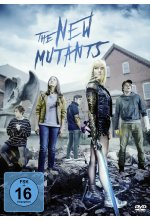 The New Mutants DVD-Cover